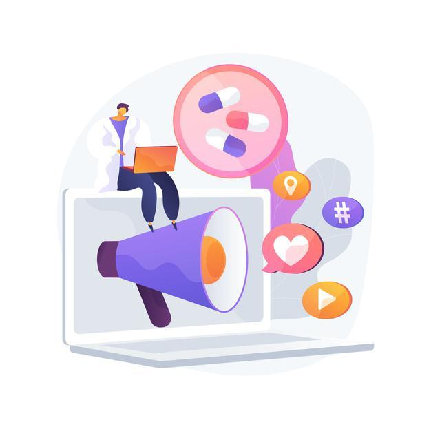 Pharmaceutical Marketing Abstract Concept Vector Illustration Pharmaceutical Digital Agency Medicine Marketing Strategy Drugs Advertising Medical Equipment Market Promotion Abstract Metaphor 335657 4084